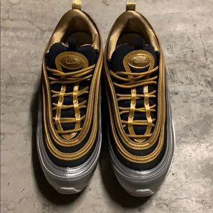 Nike Air Max 97 SE Metallic Women's Shoe (MINT)